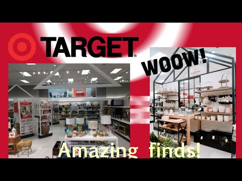 TARGET FALL DECOR SHOP WITH ME 2019 !! AMAZING FINDS 2019