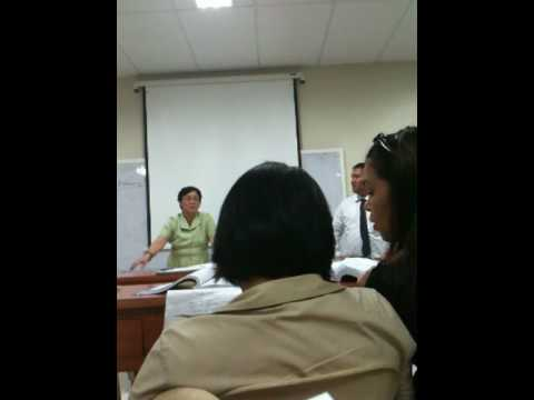 Special Penal Law Class (Law School)