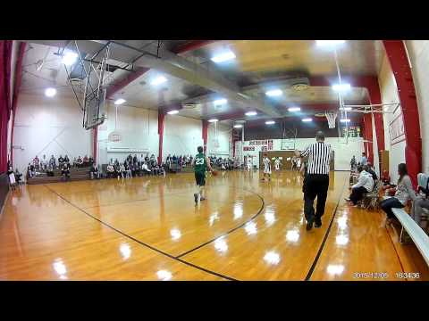 BMS vs Sunbury Christian Academy 12/15