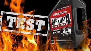 Maxima Maxum4 Extra 10W40 Który olej silnikowy jest najlepszy?