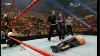 Jeff Hardy vs Edge - Let it Rock
