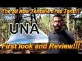 Tentsile UNA One Person Tree Tent! New for March 2018! First look and Review!!!