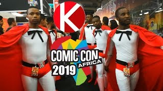 {This was amazing!} Comic Con Africa 2019 Day 1 | South Africa
