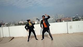 AANKH MAREY:SIMMBA | MIKA SINGH, NEHA KAKKAR, KUMAR SANU | Dance Choreography