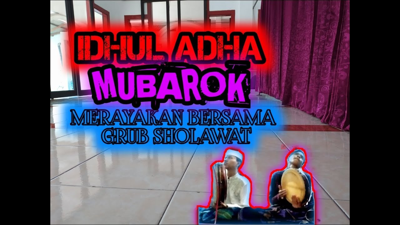 Takbir Eidhul Adha Pakek Alat Albanjari [classic] Lantunan nya Mantap Di Dengar❤