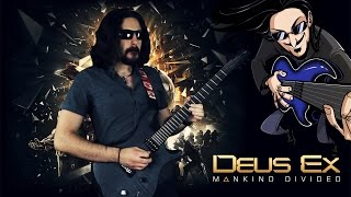 So I love Deus Ex and I love Periphery so I was pretty stoked to find out the credits song was done by Misha Mansoor Heres my cover of the credits song For