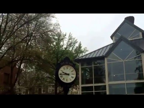 Franklin & Marshall College campus tour