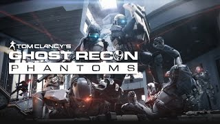 [Decouverte] Tom Clancy's Ghost Recon Phantoms