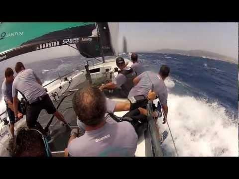 52 Super Series 2012 - Palma Royal Cup - Rocket Ship