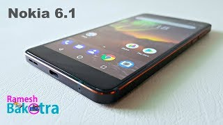 Nokia 6.1 (2018) Unboxing and Full Review