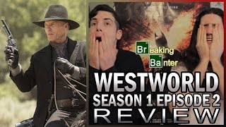 "Westworld: Season 1 Episode 2 ""Chestnut"" Review"