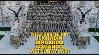 Ilk türk kadın subay