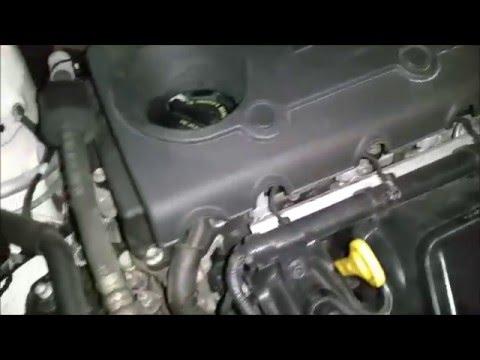 2010 kia forte koup ex 2.0 engine noise