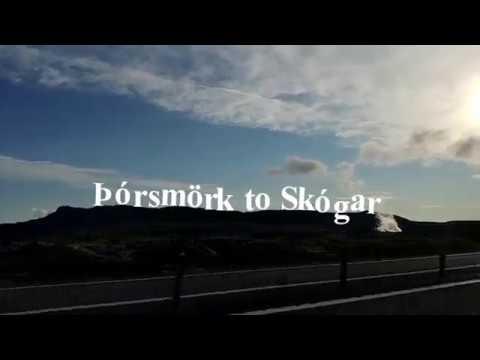 Þórsmörk - Skógar