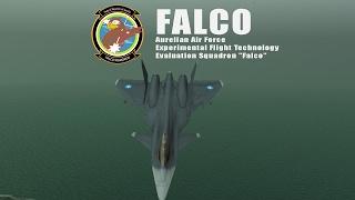 The ACES Remix - Ace Combat X: M03B - Falco