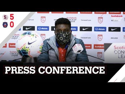 Conferencia de Prensa: Michel Gabriel DT Arcahaie FC