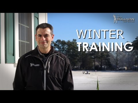 Winter Golf Training Tip