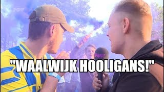 """RKC-supporters blij met promotie naar Eredivisie: """"We worden kampioen!"""""""