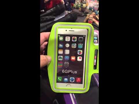5mj.tw 手機背套 運動手機套 iphone6s plus note 5 m9 防水手機套c5 z3都可用