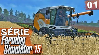 Farming Simulator 2015 - Primeira Colheita