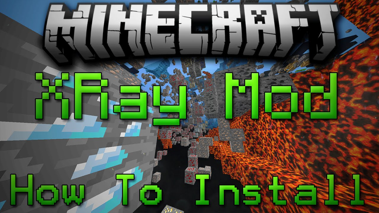 Minecraft 8.88.8: How To Install XRay Mod Without Forge!