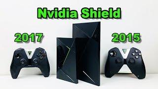 nvidia SHIELD TV 2015 vs 2017 vs 2019 & 2019 Pro   WHICH Should I Get ??