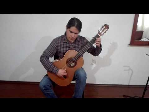 Concurso Virtual Encordando 2016; Joaquín Hernández; Fantasía Sevillana - Joaquín Turina