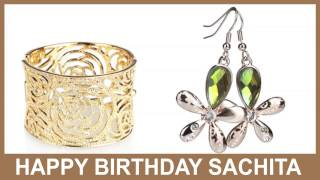 Sachita   Jewelry & Joyas - Happy Birthday