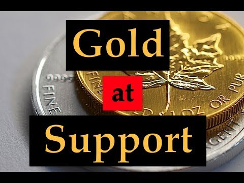 Gold & Silver Price Update - July 11, 2018 + Gold at Support