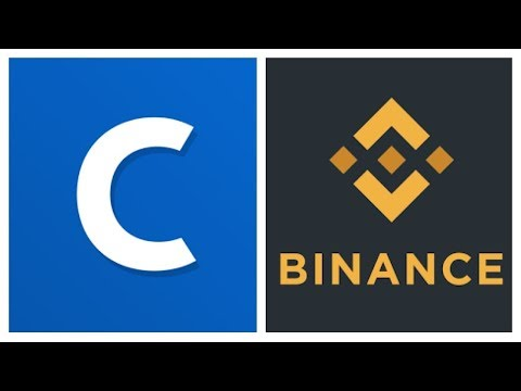How To Transfer Bitcoin!! (Coinbase to Binance)