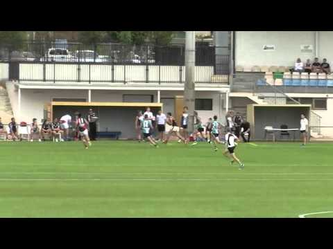 Colts scratch match 2nd quarter - Perth v Peel 08/03/2014