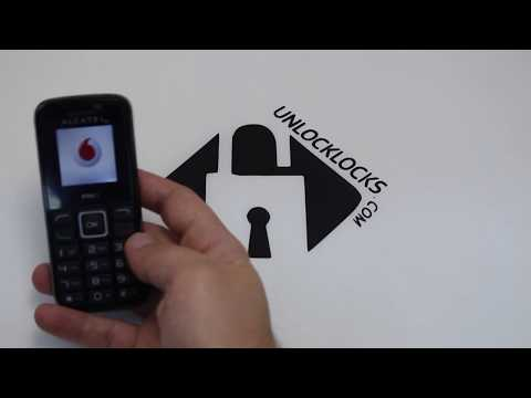 How To Unlock Alcatel OneTouch 1009 (1009A And 1009X) By Unlock Code.