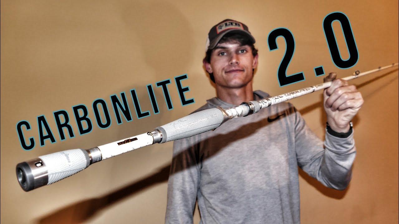 6cc77397e32 NEW CarbonLite 2.0 Rod review - YouTube