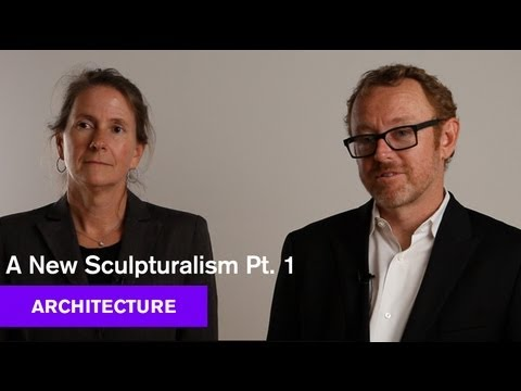 A New Sculpturalism: Contemporary Architecture from Southern California Pt. 1 - MOCAtv