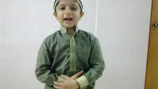 mera dil tarap raha hai naat shareef by mujtaba