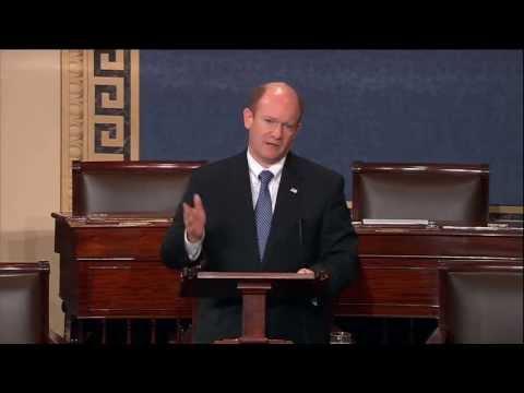 Senator Coons reintroduces Africa trade bill