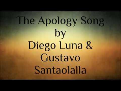 Lagu permintaan maaf
