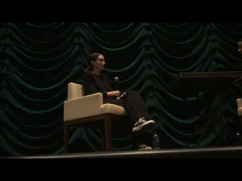 Rooney Mara  Carol 2015 Q&A at The Bedford Playhouse Theatre 2018818