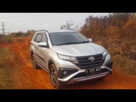 Toyota All New Rush 2018 Off Road test