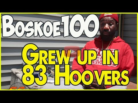 Boskoe on growing up in 83 Hoover hood but moving to Inglewood becoming  Queen Street (pt 3of3)