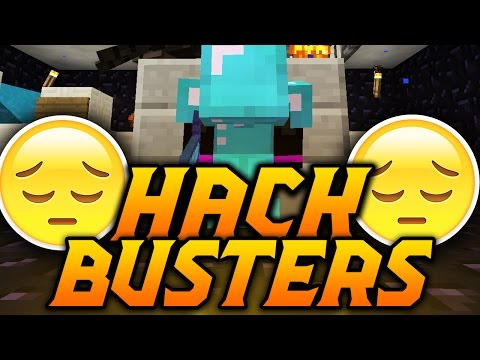 """Minecraft Faction HACK BUSTERS #6 """"SUPER EMOTIONAL HACKERS?!"""""""