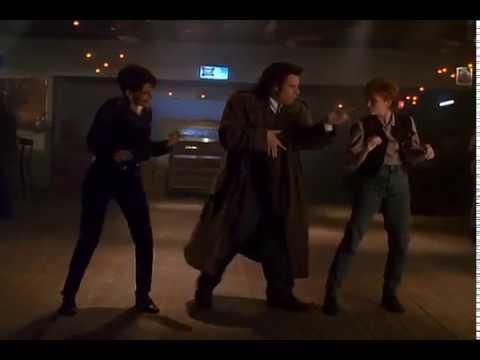 Movie Michael John Travolta Dance scene Movie and TV
