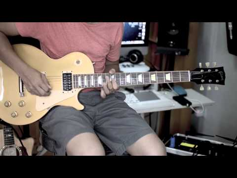 Planetshakers - O My Heart Sings - Solo Cover - Gibson LP Classic Goldtop - Fractal Audio Axe Fx II