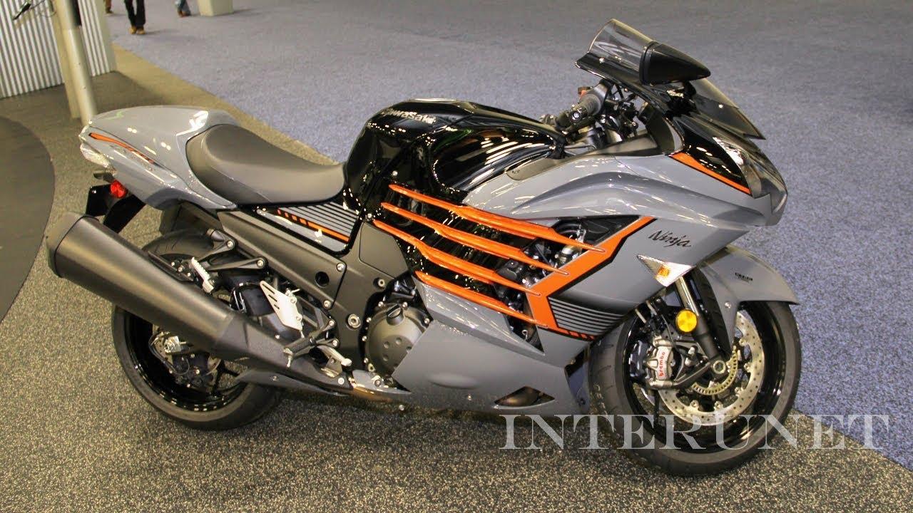 2018 Kawasaki Ninja ZX 14R ABC SE – new superbike