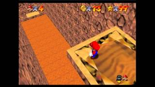 super mario 74 extreme edition bowser s quicksand pit 5 stars key 2 savestateless