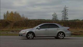 Тест-драйв Мазда 6 Mazda 6 Программа об автомобилях Белая Полоса