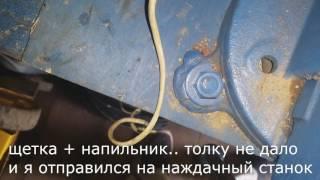 видео Как легко произвести замену щеток генератора