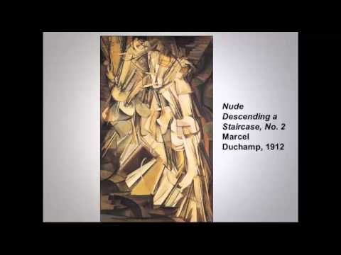 Futurism, Dada, and early 20th century American art