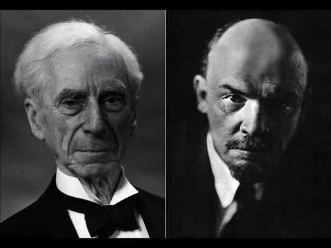 Bertrand Russell on his meeting with Vladimir Lenin in 1920