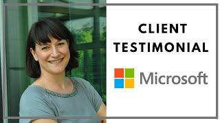 "Testimonial Speaking Engagement ""Mental Fitness & Stress Management"""